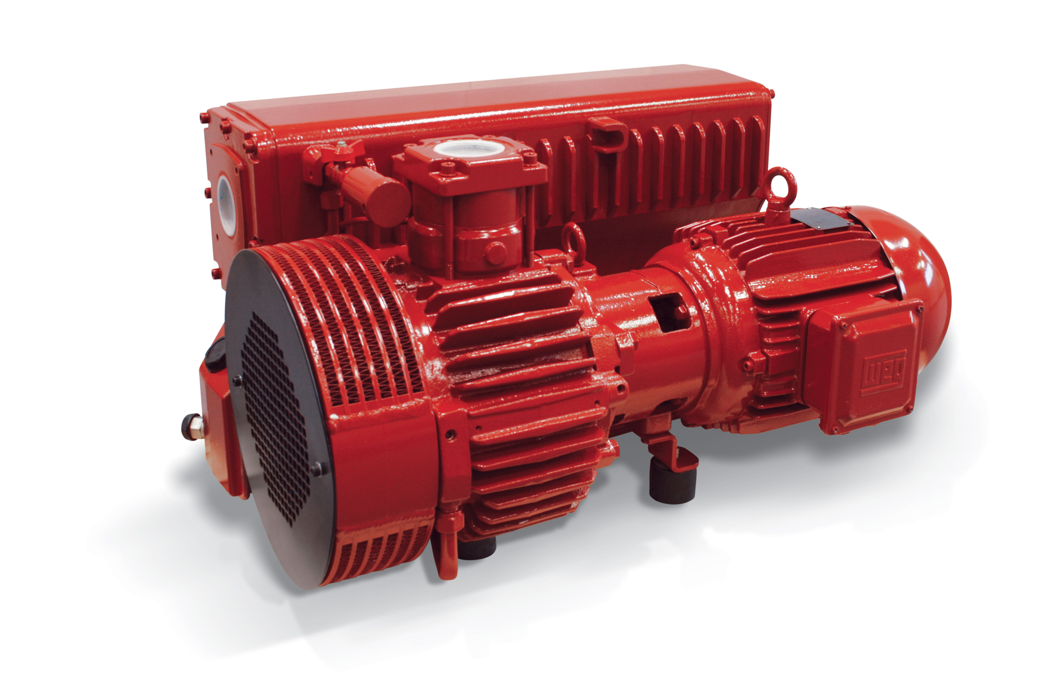 New rotary vane vacuum pumps, RVP series