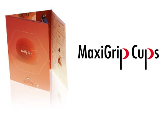 Maxigrip Cups