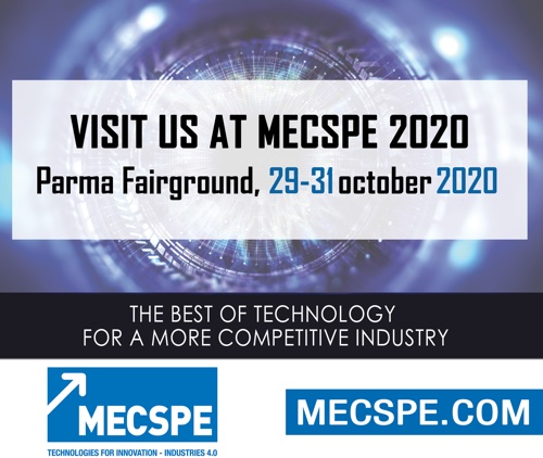 Vuototecnica at MECSPE 2020