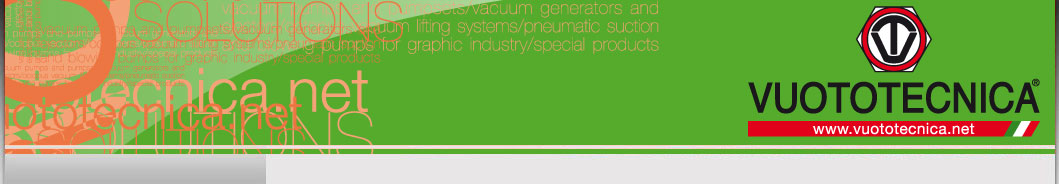 Vuototecnica is vacuum technology