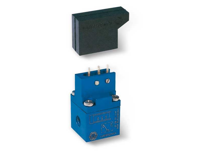 Mini electromechanical vacuum switch