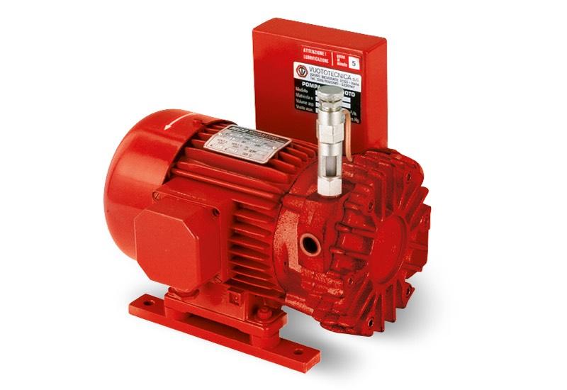 Vacuum pumps VTL 5 and 10