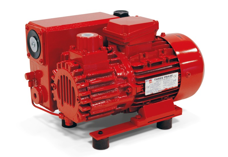 Oil-bath vacuum pump RVP 15