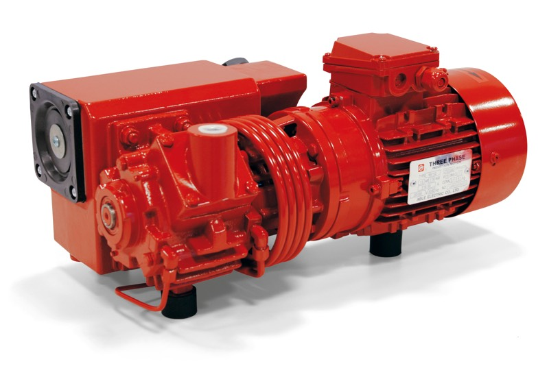 Oil-bath vacuum pump RVP 21