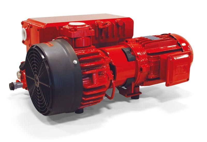 Oil-bath vacuum pump RVP 60