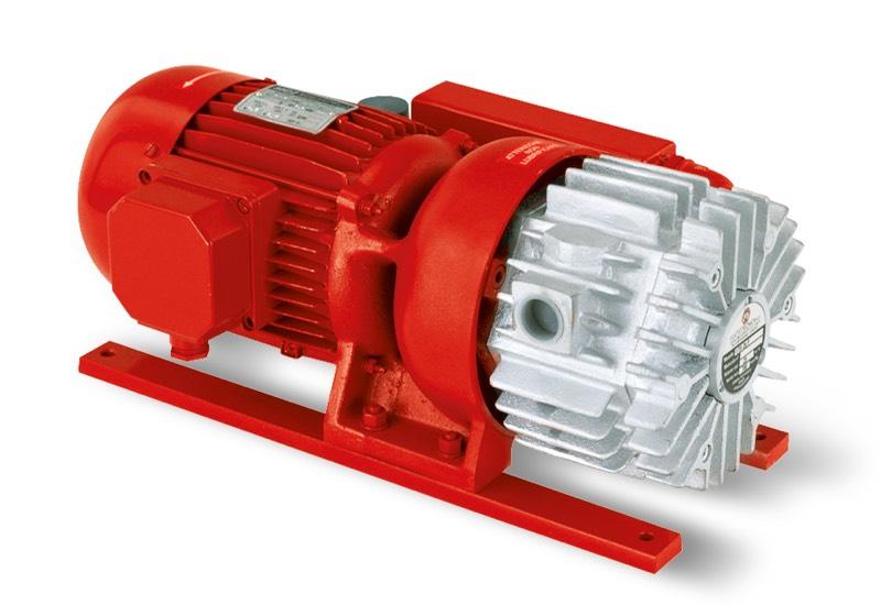 Dry vacuum pumps VTS 20/F and 25/F
