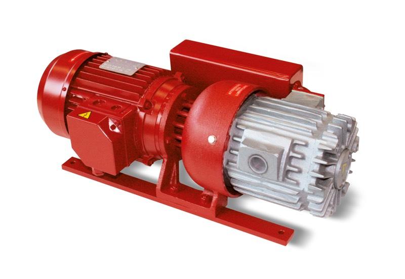Dry vacuum pumps VTS 25/FG, 30/FG and 35/FG