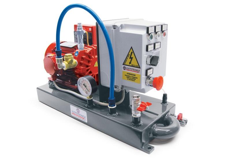 Mini pump sets – General description