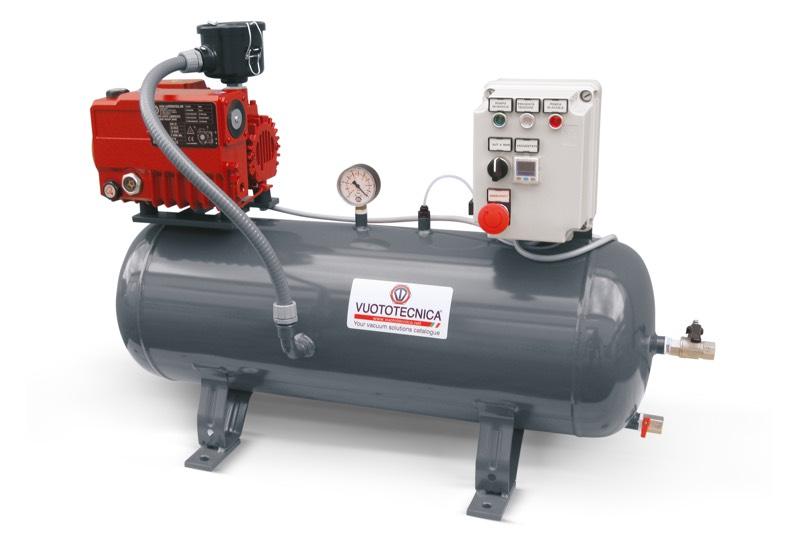 Horizontal pump sets DO 25V ... and DO 50V ...