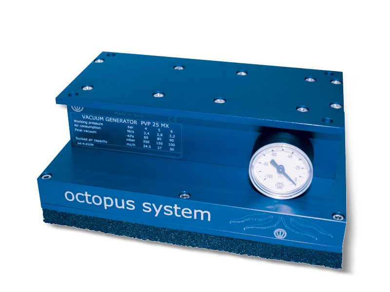 Octopus gripping system art. So 15 20mx